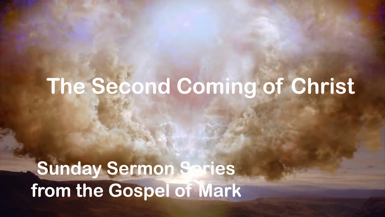 second coming of christ series