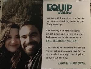 EQUIP Worship