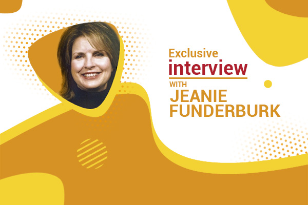 Exclusive Interview With Jeanie Funderburk